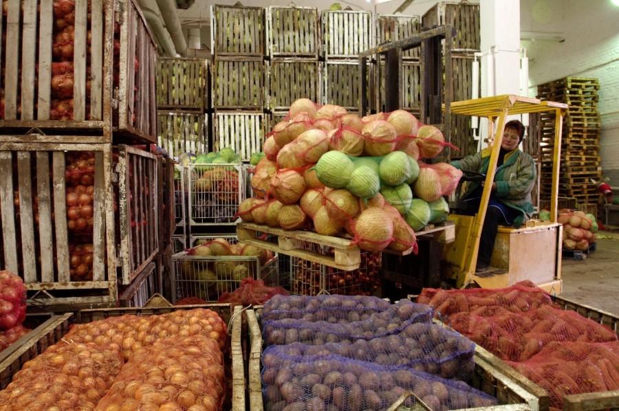 Овощи отом
